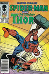Cover for Marvel Team-Up (Marvel, 1972 series) #148 [Canadian]