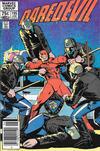 Cover for Daredevil (Marvel, 1964 series) #195 [Canadian]