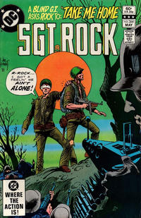 Cover Thumbnail for Sgt. Rock (DC, 1977 series) #364 [Direct]