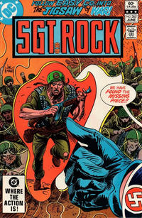 Cover Thumbnail for Sgt. Rock (DC, 1977 series) #365 [Direct]