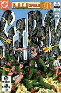Cover Thumbnail for Sgt. Rock (DC, 1977 series) #371 [Direct]