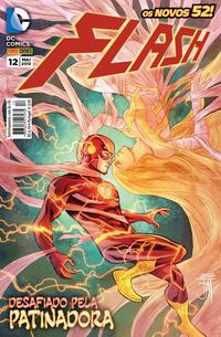 Cover Thumbnail for Flash (Panini Brasil, 2012 series) #12