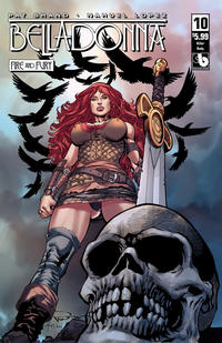 Cover Thumbnail for Belladonna: Fire and Fury (Avatar Press, 2017 series) #10 [Killer Body Cover]