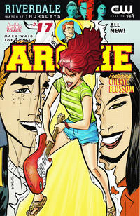Cover Thumbnail for Archie (Archie, 2015 series) #17 [Cover A - Joe Eisma]