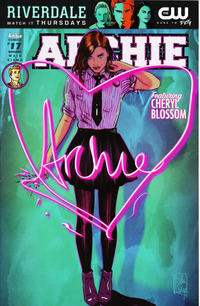 Cover Thumbnail for Archie (Archie, 2015 series) #17 [Cover C - Tula Lotay]