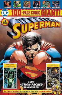 Cover Thumbnail for Superman Giant (DC, 2018 series) #5