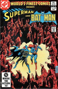 Cover Thumbnail for World's Finest Comics (DC, 1941 series) #286 [Direct]