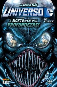 Cover Thumbnail for Universo DC (Panini Brasil, 2012 series) #2