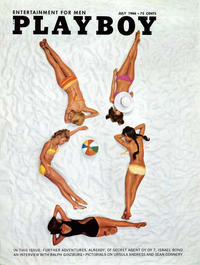 Cover Thumbnail for Playboy (Playboy, 1953 series) #v13#7