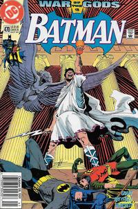 Cover Thumbnail for Batman (DC, 1940 series) #470 [Newsstand]
