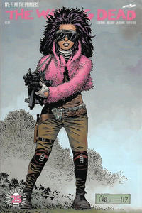 Cover Thumbnail for The Walking Dead (Image, 2003 series) #171 [Charlie Adlard]