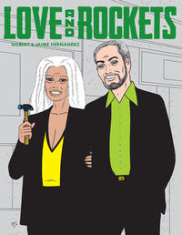 Cover Thumbnail for Love and Rockets (Fantagraphics, 2016 series) #6