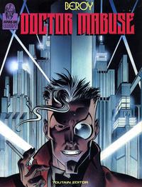 Cover Thumbnail for Joyas de Creepy (Toutain Editor, 1986 series) #[3] - Doctor Mabuse
