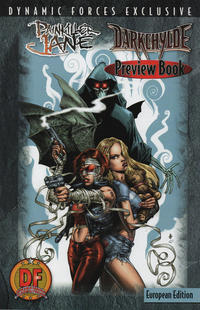 Cover Thumbnail for Painkiller Jane / Darkchylde Preview (Event Comics, 1998 series) #1 [Dynamic Forces European Limited Edition]