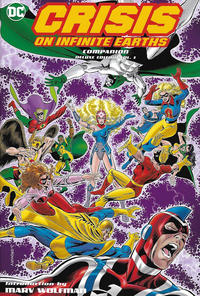 Cover Thumbnail for Crisis on Infinite Earths Companion Deluxe Edition (DC, 2018 series) #1