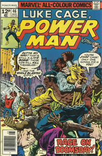 Cover Thumbnail for Power Man (Marvel, 1974 series) #46 [British]