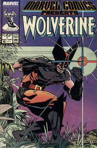 Cover Thumbnail for Marvel Comics Presents (Marvel, 1988 series) #1 [Newsstand]