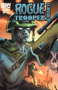 Cover Thumbnail for Rogue Trooper Classics (IDW, 2014 series) #1