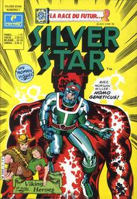 Cover Thumbnail for Silver Star (Eurédif, 1984 series) #1