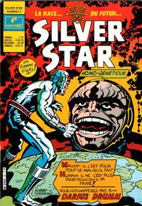 Cover Thumbnail for Silver Star (Eurédif, 1984 series) #2
