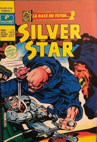 Cover Thumbnail for Silver Star (Eurédif, 1984 series) #5