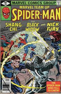 Cover Thumbnail for Marvel Team-Up (Marvel, 1972 series) #85 [Direct]