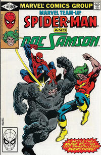 Cover Thumbnail for Marvel Team-Up (Marvel, 1972 series) #102 [Direct]