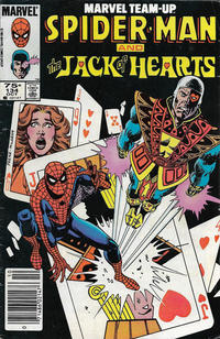 Cover Thumbnail for Marvel Team-Up (Marvel, 1972 series) #134 [Canadian]