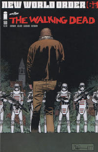 Cover Thumbnail for The Walking Dead (Image, 2003 series) #180 [Cover A]