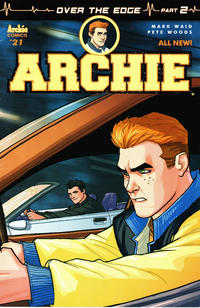 Cover Thumbnail for Archie (Archie, 2015 series) #21 [Cover A - Pete Woods]