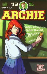 Cover Thumbnail for Archie (Archie, 2015 series) #13 [Cover C - Cameron Stewart]