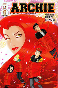 Cover Thumbnail for Archie (Archie, 2015 series) #14 [Cover B - Derek Charm]