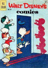 Cover Thumbnail for Walt Disney's Comics (W. G. Publications; Wogan Publications, 1946 series) #v15#10 (178)