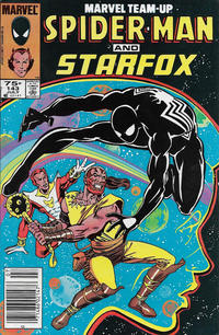Cover for Marvel Team-Up (Marvel, 1972 series) #143 [Canadian]