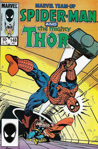 Cover Thumbnail for Marvel Team-Up (Marvel, 1972 series) #148 [Direct]