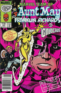 Cover Thumbnail for Marvel Team-Up (Marvel, 1972 series) #137 [Canadian]