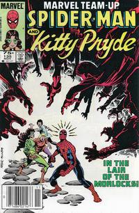 Cover for Marvel Team-Up (Marvel, 1972 series) #135 [Direct]