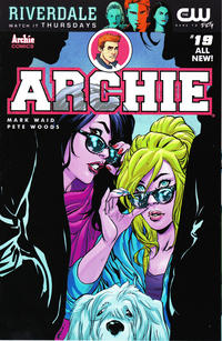 Cover Thumbnail for Archie (Archie, 2015 series) #19 [Cover B - Emanuela Lupacchino]