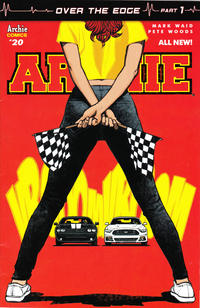 Cover Thumbnail for Archie (Archie, 2015 series) #20 [Cover C - Greg Smallwood]