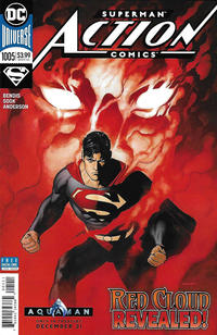 Cover Thumbnail for Action Comics (DC, 2011 series) #1005 [Ryan Sook Cover]