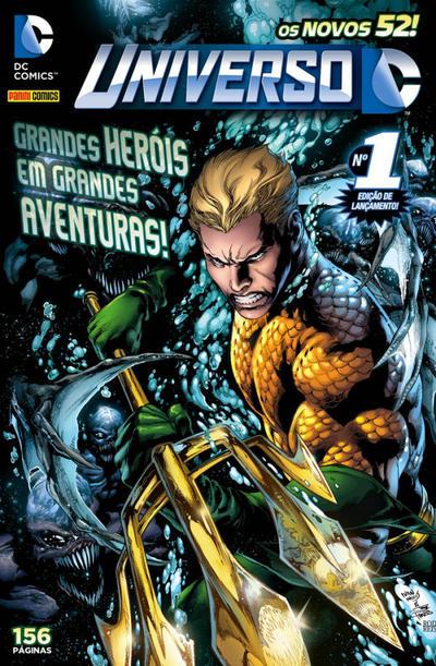 Cover for Universo DC (Panini Brasil, 2012 series) #1