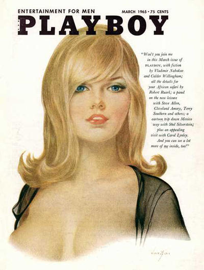 Cover for Playboy (Playboy, 1953 series) #v12#3