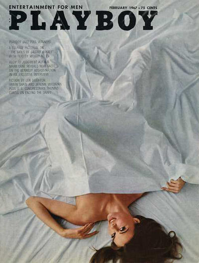 Cover for Playboy (Playboy, 1953 series) #v14#2