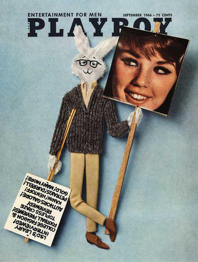 Cover for Playboy (Playboy, 1953 series) #v13#9