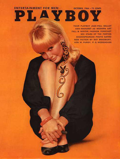 Cover for Playboy (Playboy, 1953 series) #v13#10