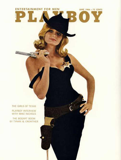 Cover for Playboy (Playboy, 1953 series) #v13#6