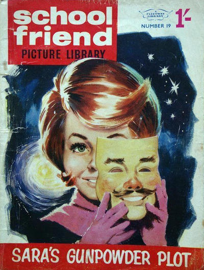Cover for School Friend Picture Library (Amalgamated Press, 1962 series) #19