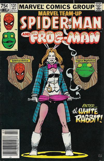 Cover for Marvel Team-Up (Marvel, 1972 series) #131 [Newsstand]