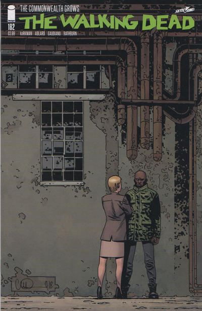 Cover for The Walking Dead (Image, 2003 series) #182 [Cover A]