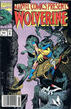 Cover Thumbnail for Marvel Comics Presents (1988 series) #103 [Newsstand]